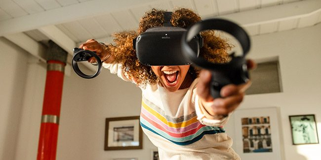 Oculus Platform Update Improves Tracking and Adds Venues on Quest