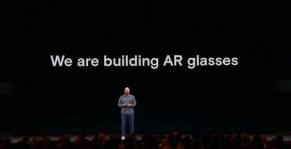 Facebook Confirms AR Glasses in the Works, Reveals Plan for LiveMaps