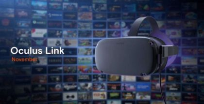 'Oculus Link' Allows Users to Play Rift Games on Quest Standalone Headset