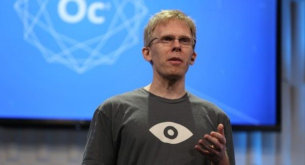 John Carmack Stepping Down as CTO of Oculus to Work on Human-Like AI