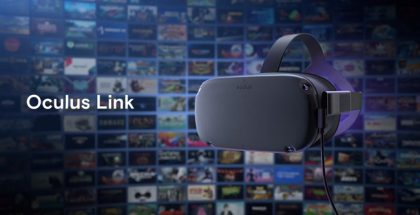 Oculus Link Beta Now Available, Allowing to Play Rift Games on Quest