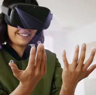 Oculus Quest Hand-Tracking Starts Rolling Out This Week