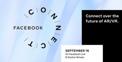 Oculus Connect is Now Facebook Connect, Set for September 16th