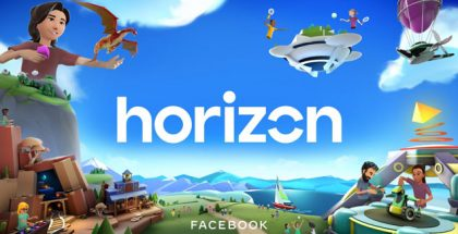 "Facebook 'Horizon' Invite-Only Beta Will Start in the ""Coming Weeks"""