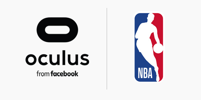 Facebook's Oculus Signs Multi-Year Partnership Deal with NBA