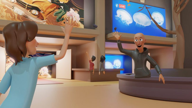 Oculus 'Venues' Revamp to Add New Lobby, Avatars, and Social Features
