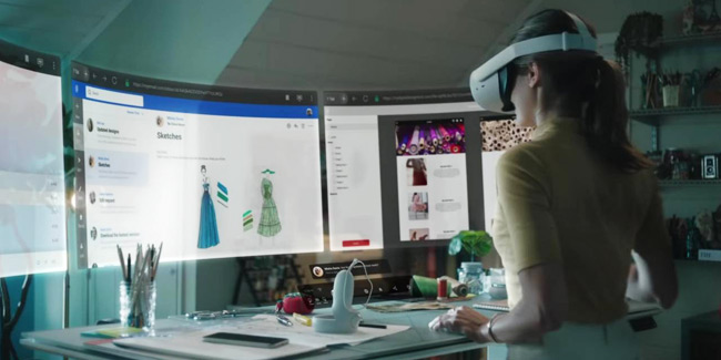 Facebook 'Infinite Office' Will Bring Work and Productivity to Quest Platform